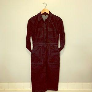 Ann Taylor DENIM dress Size 0